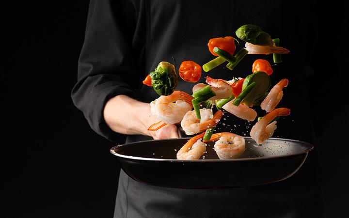 Vrhunska kakovost hrane